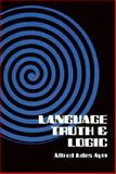 Language, Truth and Logic 2nd Edition