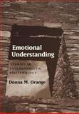 Emotional Understanding 9781572300101