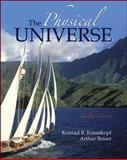 The Physical Universe, Krauskopf, Konrad Bates and Beiser, Arthur, 0073050105