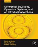 Differential Equations, Dynamical Systems, and an Introduction to Chaos, Hirsch, Morris W. and Smale, Stephen, 0123820103