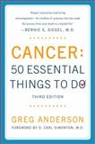 Cancer, Greg Anderson, 0452290104
