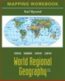 Mapping Workbook for World Regional Geography, Clawson, David L. and Byrand, Karl, 0321590104