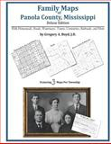 Family Maps of Panola County, Mississippi, Deluxe Edition : With Homesteads, Roads, Waterways, Towns, Cemeteries, Railroads, and More, Boyd, Gregory A., 1420320106