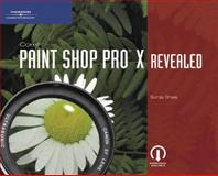 Corel Paint Shop Pro X Revealed, Shea, Sonja, 1598630105