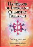 Handbook of Inorganic Chemistry Research, , 1616680105