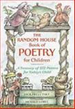 The Random House Book of Poetry for Children, , 0394850106