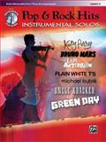 Today's Pop and Rock Hits Instrumental Solos for Strings, Alfred Publishing Staff, 0739080105