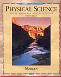 Physical Science with Modern Applications, Merken, Melvin, 003096010X