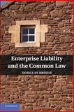 Enterprise Liability and the Common Law, Brodie, Douglas, 110763010X