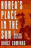 Korea's Place in the Sun 9780393040111