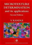 B0798 Microtexture Determination and Its Applications, , 190654011X