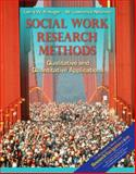 Social Work Research Methods with Research Navigator, Kreuger, Larry W. and Neuman, W. Lawrence, 0205470114