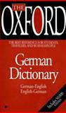 The Oxford German Dictionary, Oxford University Press, 0425160114