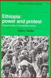 Ethiopia : Power and Protest: Peasant Revolts in the Twentieth Century, Tareke, Gebru, 0521400112