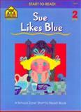 Sue Likes Blue, Barbara Gregorich, 0887430112