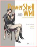 PowerShell and WMI, Siddaway, Richard, 1617290114