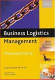 Business Logistics Management : Theory and Practice, de Villiers, G. and Linford, P., 0195780116