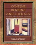Content Reading and Literacy : Succeeding in Today's Diverse Classrooms, Alvermann, Donna E. and Phelps, Stephen F., 0205270115
