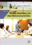 Mergers, Acquisitions, and Other Restructuring Activities, DePamphilis, Donald M., 0123740126