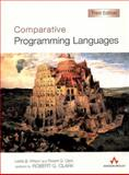 Comparative Programming Languages, Wilson, Leslie B. and Clark, Robert G., 0201710129