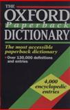 The Oxford Paperback Dictionary, Pollard, Elaine, 0192800124