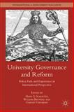 University Governance and Reform : Policy, Fads, and Experience in International Perspective, , 0230340121