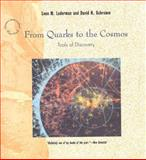 From Quarks to the Cosmos : Tools of Discovery, Lederman, Leon M. and Schramm, David N., 0716760126