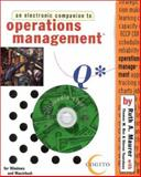 An Electronic Companion to Operations Management, Maurer, Ruth, 1580320120