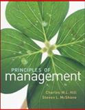 Principles of Management, McShane, Steven Lattimore and Hill, Charles W. L., 0073530123