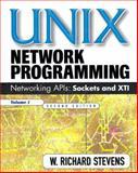 Networking APIs : Sockets and XT1, Stevens, W. Richard, 013490012X