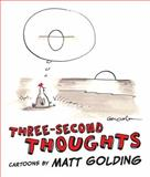 Three-Second Thoughts, Golding, Matt, 192164012X