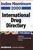 Index Nominum 2000 : International Drug Directory, , 0849310121