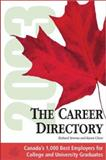 The Career Directory 2003 Edition 9781894450126