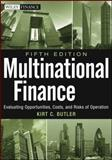 Multinational Finance, Kirt C. Butler, 1118270126