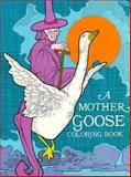Mother Goose-Coloring Book, Bellerophon Books, 0883880121
