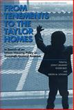 From Tenements to the Taylor Homes 9780271020129