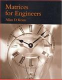 Matrices for Engineers, Kraus, Allan D., 0195150139