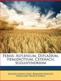 Ferns, Edward Joseph Lowe and Benjamin Fawcett, 1146610130