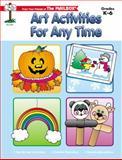 Art Activities for Anytime, MAILBOX MAGAZINE, 1562340131