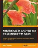 Network Graph Analysis and Visualization with Gephi, Ken Cherven, 1783280131