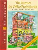 Mastering and Using the Internet for Office Professionals Using Netscape Navigator Software, Napier and Judd, 0760050139