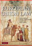 European Union Law Updating Supplement : Text and Materials, Chalmers, Damian and Monti, Giorgio, 0521070139