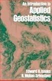 An Introduction to Applied Geostatistics, Isaaks, Edward H. and Srivastava, R. Mohan, 0195050134