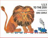 1, 2, 3 to the Zoo, Eric Carle, 0399230130