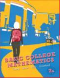 Basic College Mathematics, Tobey, John S. and Blair, Jamie, 0321760131