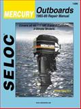 Mercury Outboards, 3-4 Cylinders, 1965-1989, Coles, Joan and Coles, Clarence, 0893300136