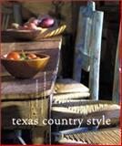 Texas Country Style, D. Alan Calhoun, 158685013X