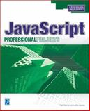 JavaScript Professional Projects, King, Konrad and Hatcher, Paul, 1592000134