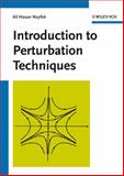 Introduction to Perturbation Techniques 9780471310136