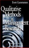 Qualitative Methods in Management Research 9780761920137